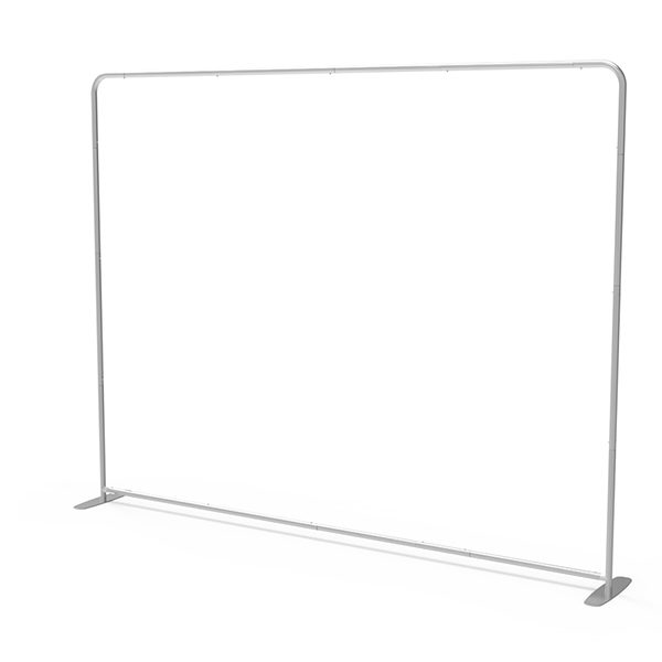 10ft Straight Tension Fabric Display 4